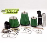 Kit přímého sání Green MAZDA MX3 1,9L V6 24V výkon 95kW (129hp) typ motoru K838 rok výroby 94-