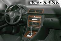Decor interiéru Mazda MX 5 - 1,6 l - 90 PS -všechny modely rok výroby 02.94 - 04.98 -15 dílů přístrojova deska/ středová konsola/ dveře